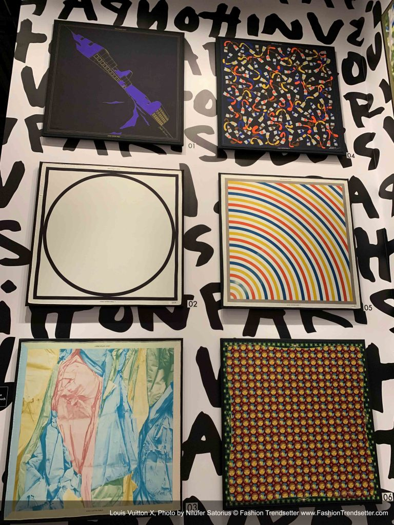 Louis Vuitton X Archive Exhibition Fashion Trendsetter