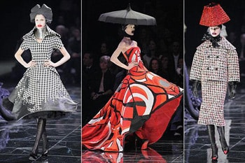 Does the wheel of fashion spin too fast?