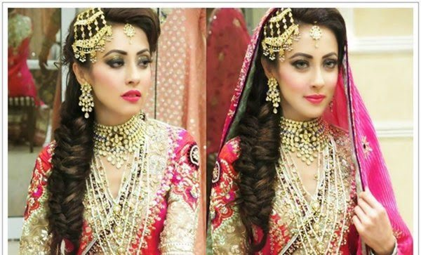Pakistani Model Ainy Jaffri Wedding Pictures 001