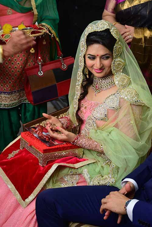 Top 10 Best Photos From Divyanka Tripathi S Engagement