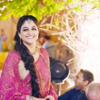 Nadia Jamil Pakistani beauty queen