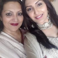 Maheen Rizvi family picture
