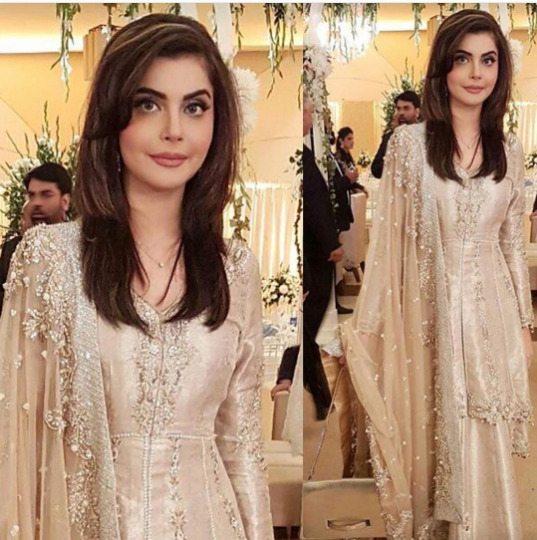 Gorgeous Nida Yasir At Wedding Event Last Night