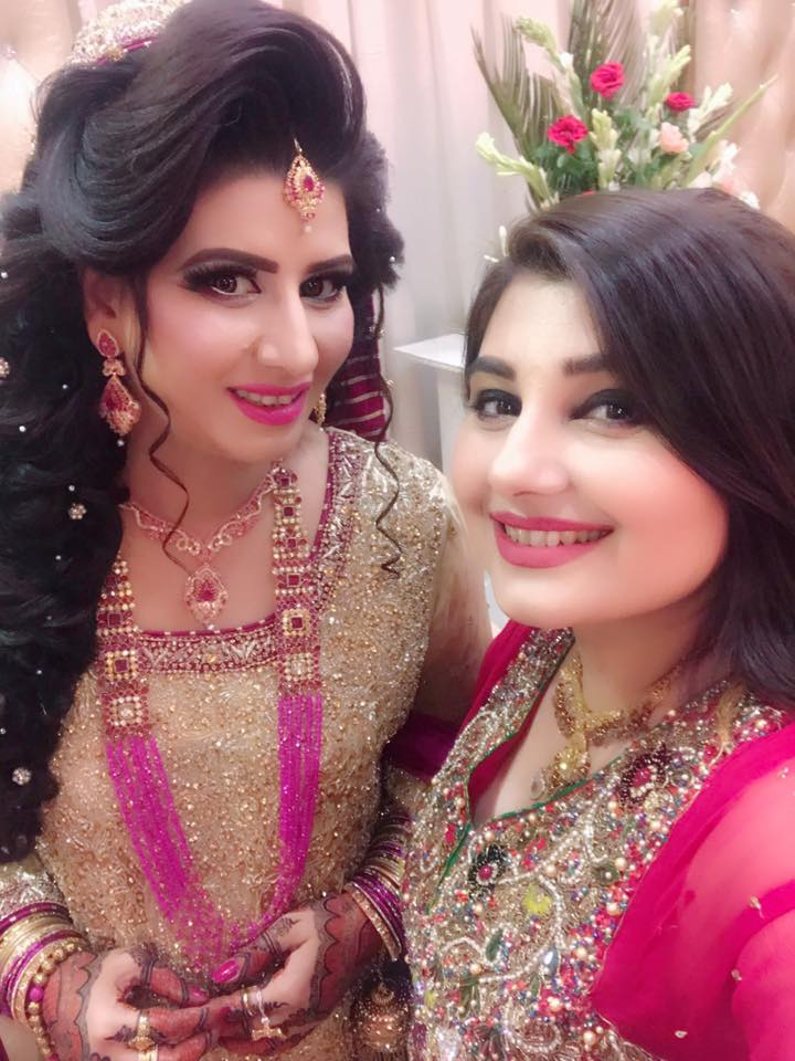 Wedding Reception Walima Pictures Of Javeria Saud S Sister