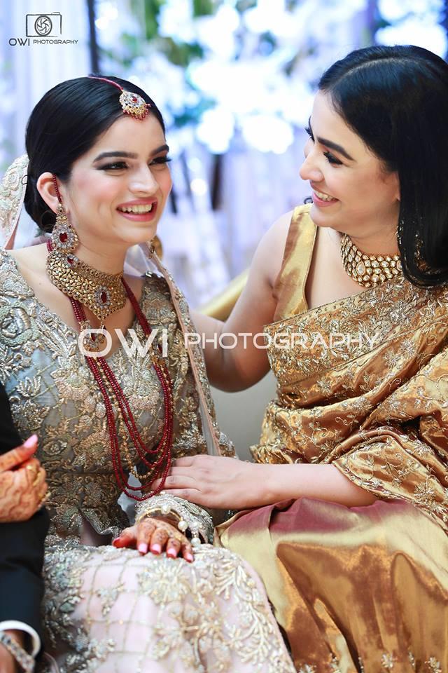 Official Clicks Of Feroze Khan Amp Alizey Fatima Reception By OWI Photography Pakistani Drama