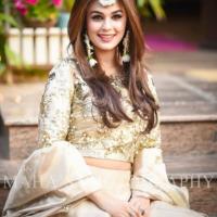 Pakistani film actress Mahenur Haider