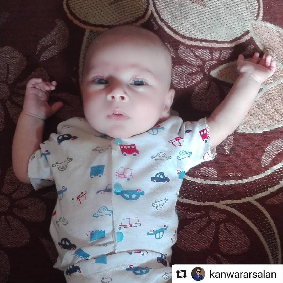Beautiful Clicks Of Fatima Effendi Amp Kanwar Arsalan New Born Baby Mahbir Pakistani Drama