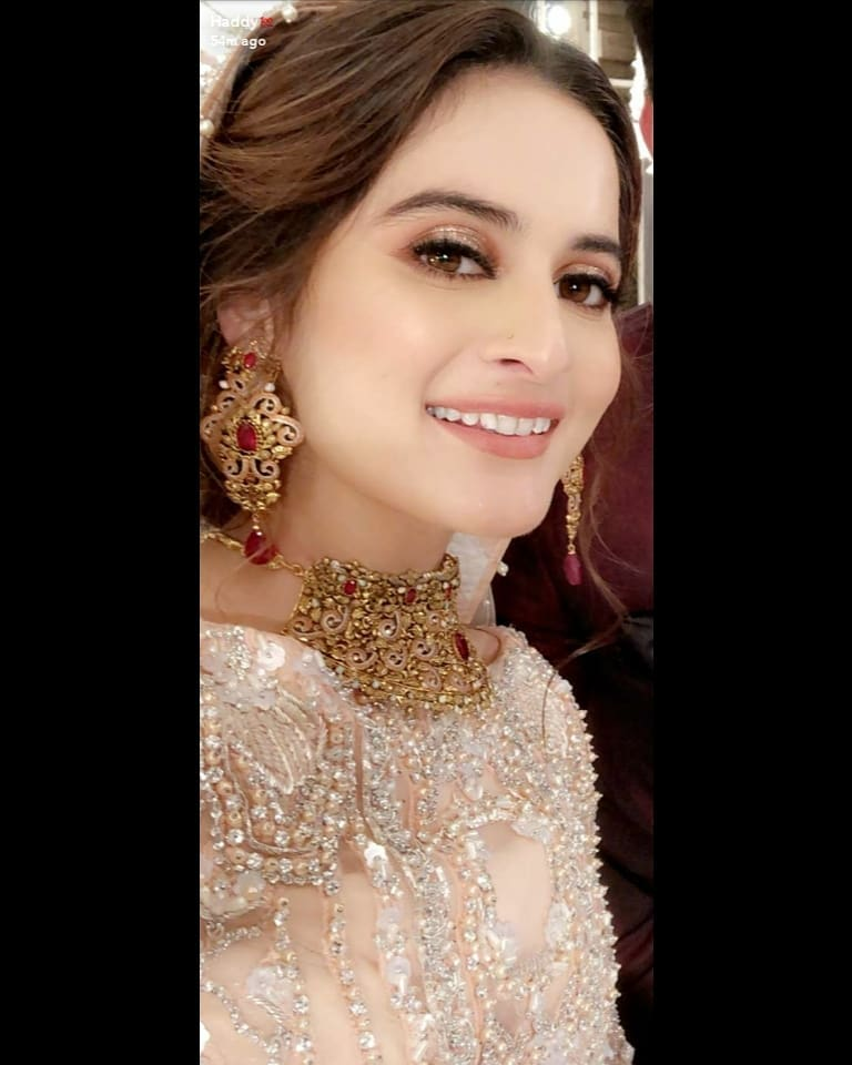 Awesome Photos of Aiman and Muneeb Walima Ceremony