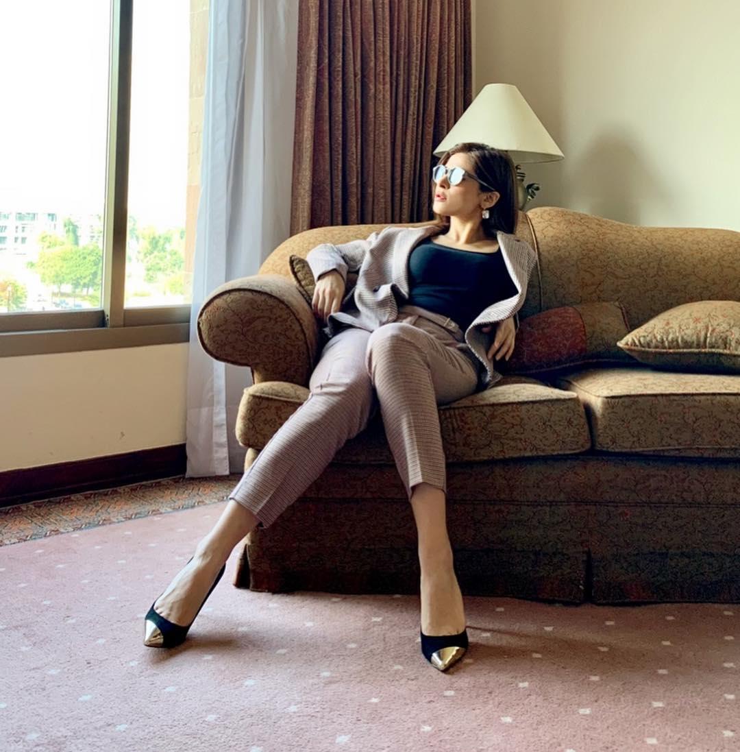 Ayesha Omar at Luxury Hotel Karachi | Check Photos