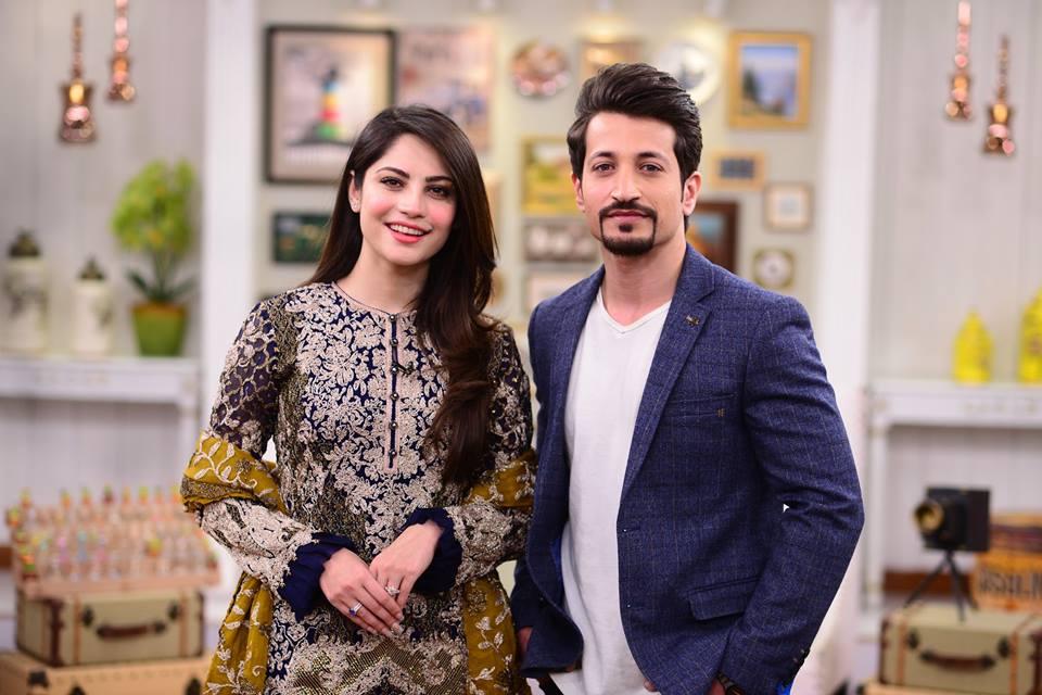 Popular Drama Dil Mom Ka Diya Cast in Nida Yasir Morning Show