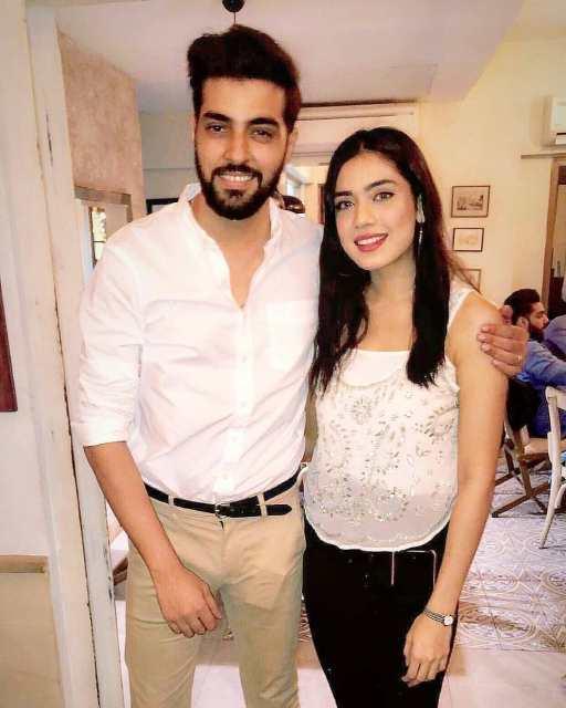 Stylish Sabrina Furqan with Husband of Actor Furqan Qureshi - Awesome Shots