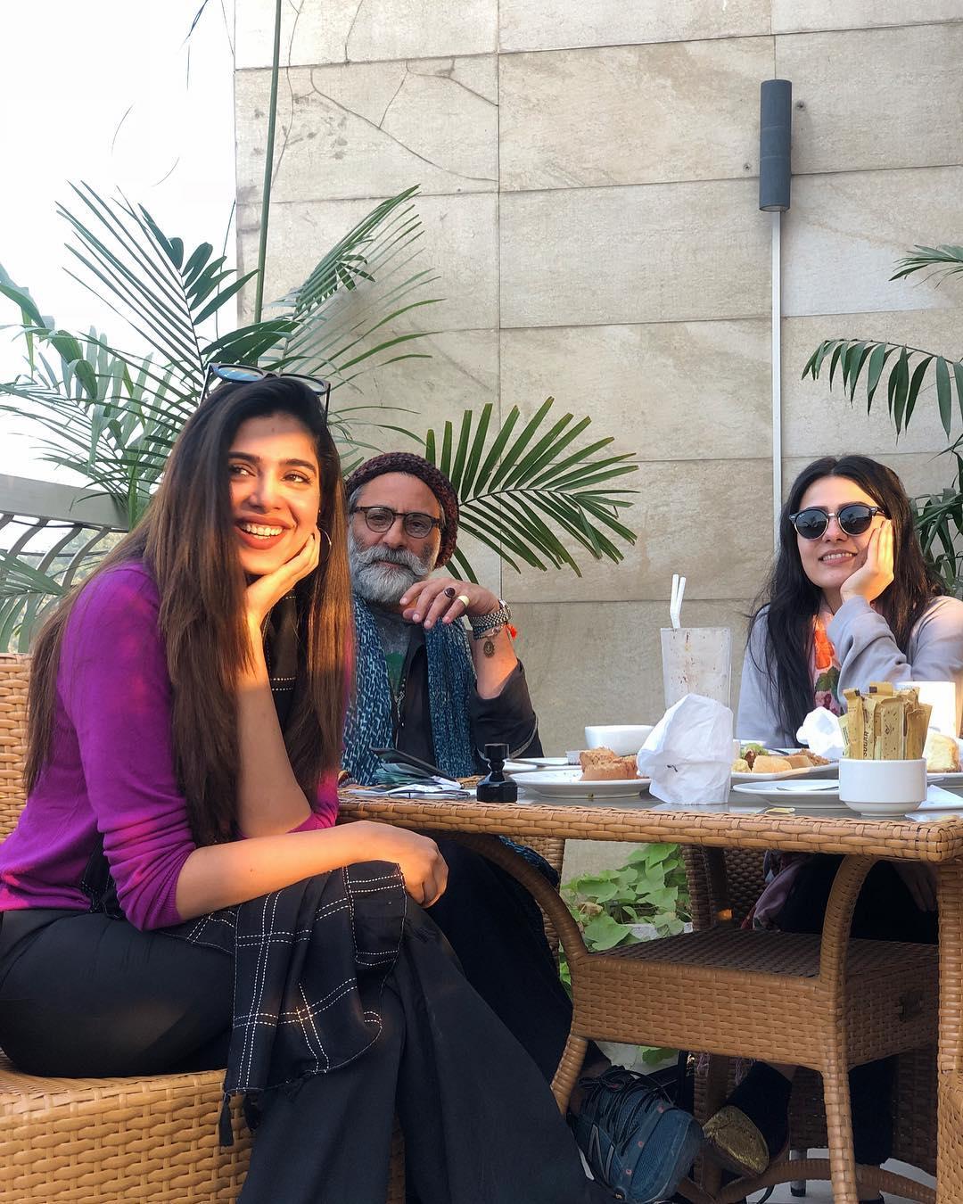 New Photos of Sonya Hussyn with Nabila