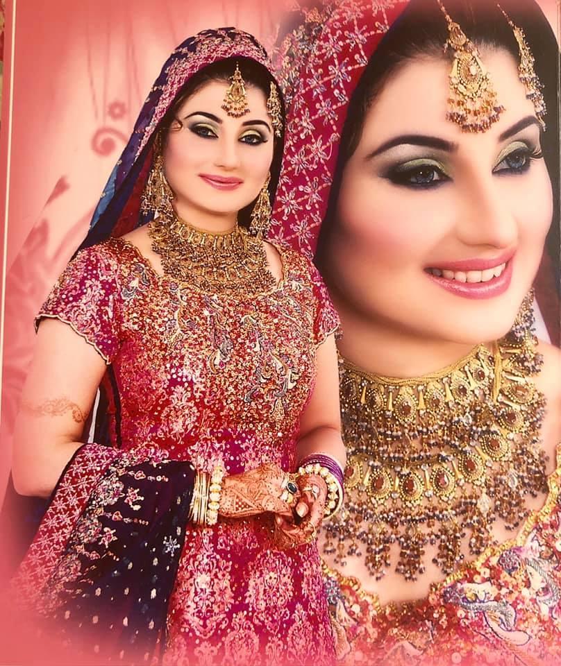 13th Wedding Anniversary - Javeria Saud Shared her Awesome Wedding Photos