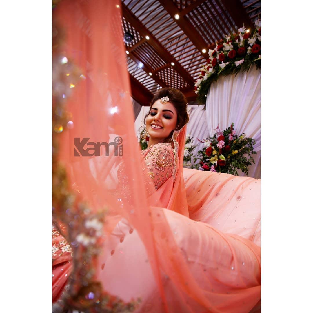 Beautiful Walima Pictures Of Actress Isha Noor Pakistani Drama Celebrities