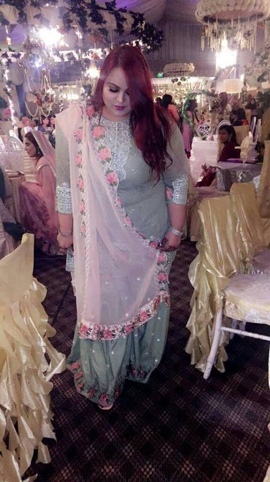 Beautiful Pictures Of Actress Shagufta Ijaz Daughter Haya