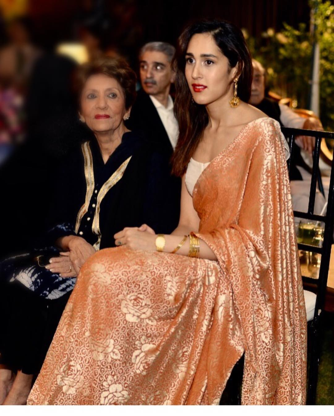 Beautiful Pictures Of Mira Sethi With Her Fiance At A