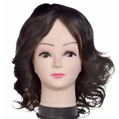 4 Short Curly Human Hair Wigs Available In Konga Fashion