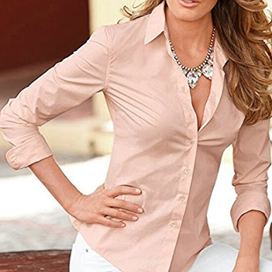 4 Good Corporate shirts For Ladies Available In Amazon