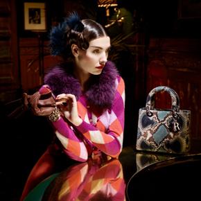 Al estilo único de Dior