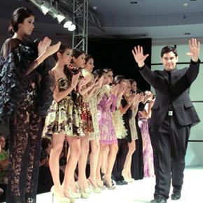 Marcos Carrazana enaltece la pasarela del West Fashion Week