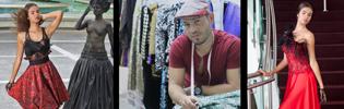 Pipo Pere prepara su nueva colección de moda