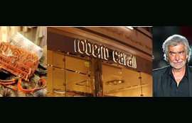 Roberto Cavalli dice que es mejor diseñador porque no es gay