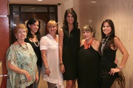 Cleopatra inspira a la diseñadora de modas Lisa Cappalli y a la empresaria Maribel Aguayo