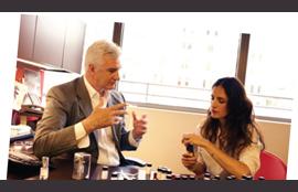 Carolina Herrera y su hombre VIP: Protagonistas y secretos