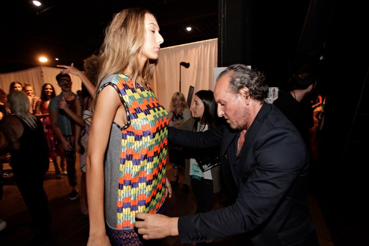 Custo Barcelona Miami Fashion Week