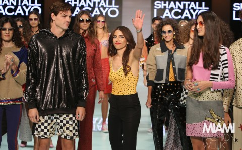 Shantall Lacayo, y su divertida y atractiva propuesta de modas