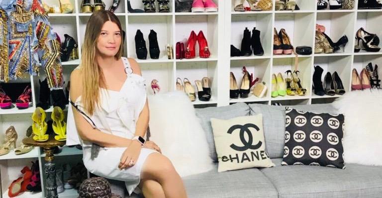 Descubrimos a la creadora de los 'looks' de Lili Estefan, Giselle Blondet o Myrka Dellanos en Premio Lo Nuestro