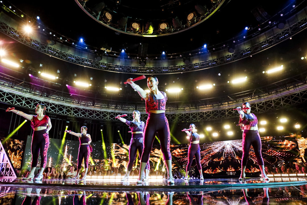 Siudy Garrido, la bailaora venezolana que seduce a Jennifer Lopez con su flamenco