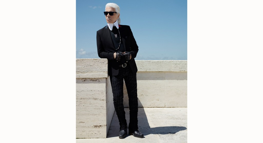 Karl Lagerfeld Fashion Vitrine
