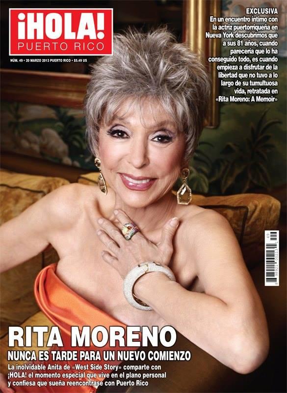 Juan En Vitrina cover Rita Moreno