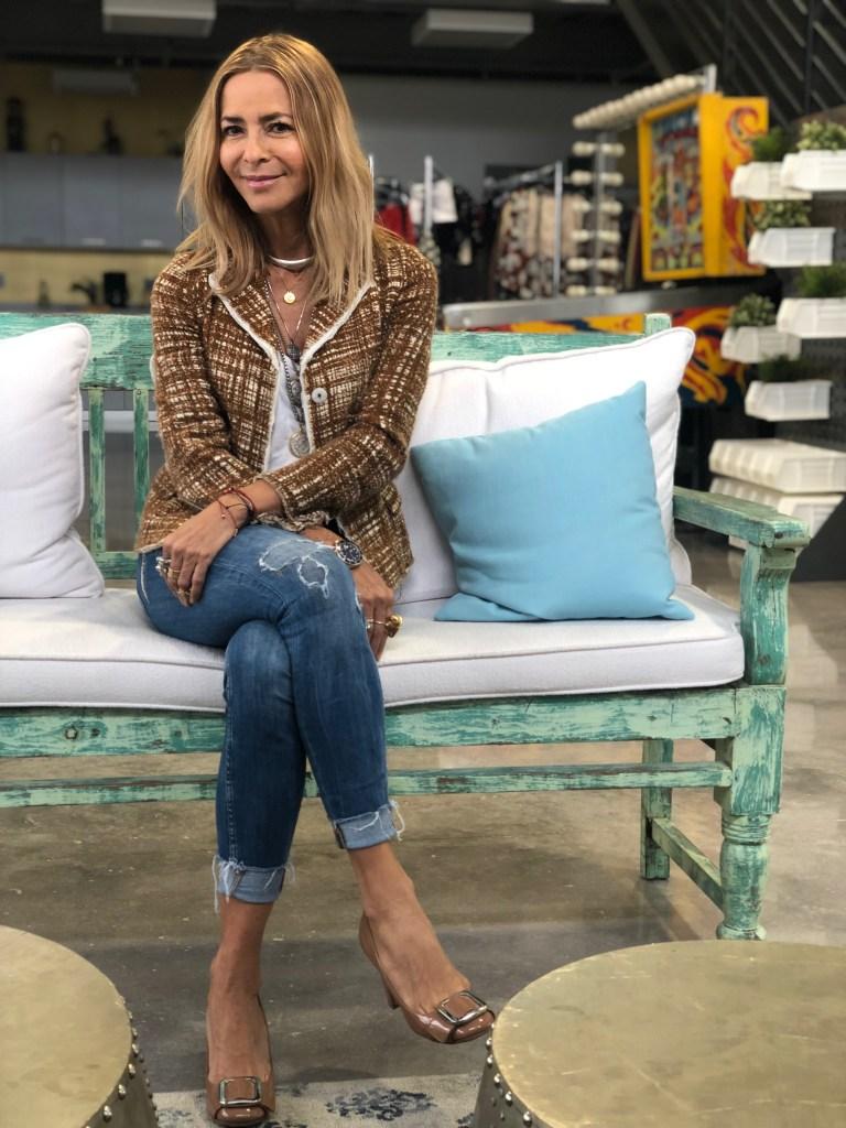 Irma Martinez Irma Style Fashion Vitrine