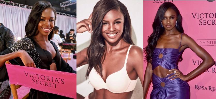 Leomie Anderson, el nuevo Ángel de Victoria's Secret
