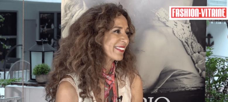 Rosario Flores Fashion Vitrine