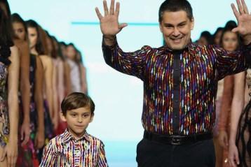 Marcos Carrazana Fashion Vitrine