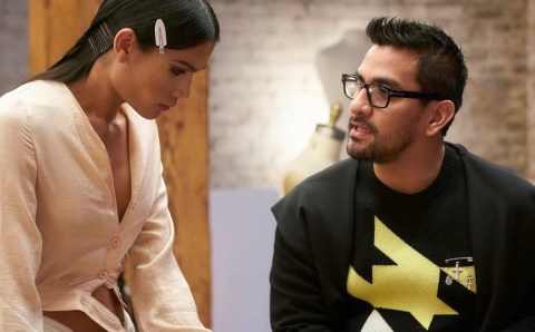 El diseñador colombiano Sebastian Grey se convierte en el favorito de Cardi B
