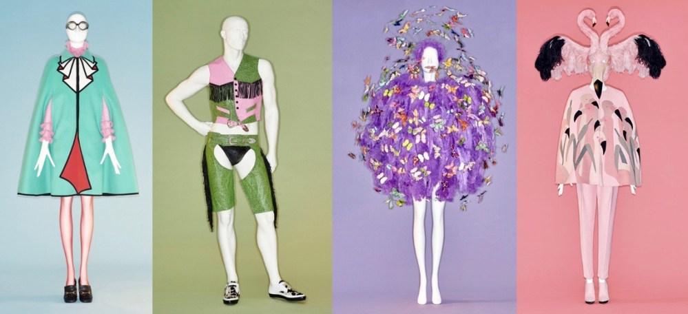«Camp: Notes on Fashion» o cuando la moda se deja seducir por los intelectuales