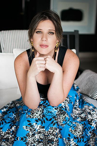 Daniella Batlle Miami Fashion Week