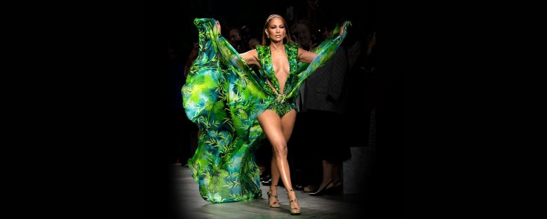 Jungle Dress JLO