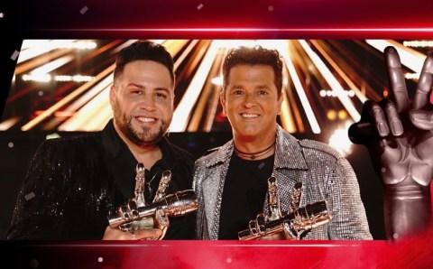 La Voz US tiene nuevo ganador, Sammy Colón, de Puerto Rico