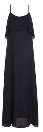 Black Maxi Dress £50