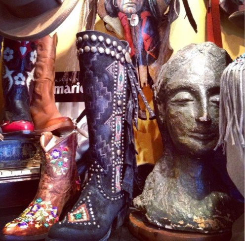 JESSIE Western cowboy boots