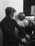 The wax bar DJ