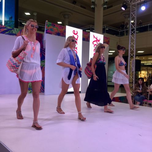 Intu Fashion SS17 at Intu Metrocentre