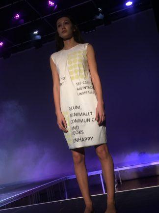 NHSG Fashion Show Hope Turnbull 1