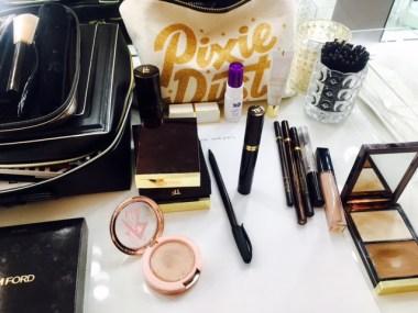 Amanda Bell Makeup Studio My Makeup Kit 1