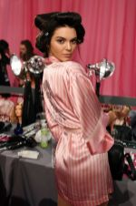 VS Fashion Show Pink Dressing Gown 2